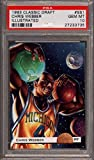 1993 CLASSIC DRAFT ILLUSTRATED #SS1 CHRIS WEBBER RC