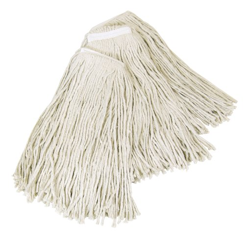 - Quickie Cotton Wet Mop Refill, 3-Pack