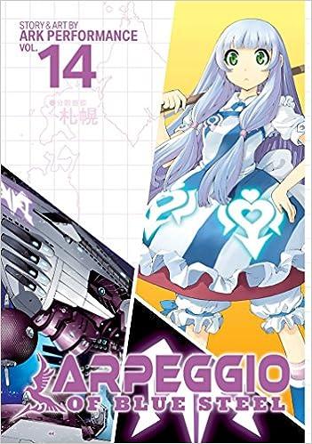 Amazon.com: Arpeggio of Blue Steel Vol. 14 (9781626929142 ...