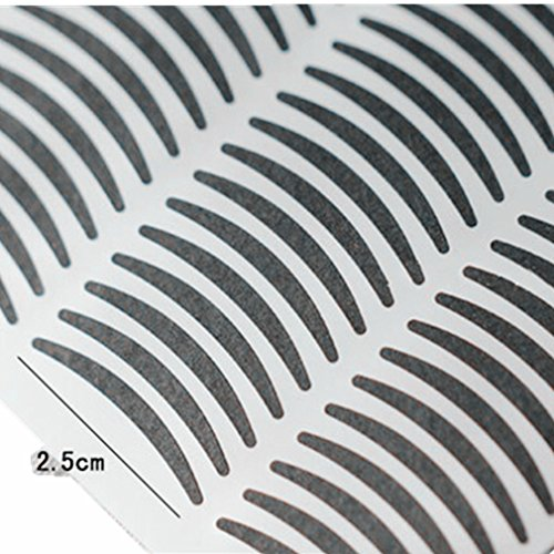 My Sky Beauty Tool Black Double Eyelid Tapes 120 Pairs