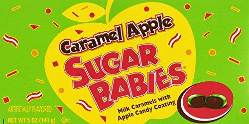 Sugar Babies Caramel Apple Theatre Box -