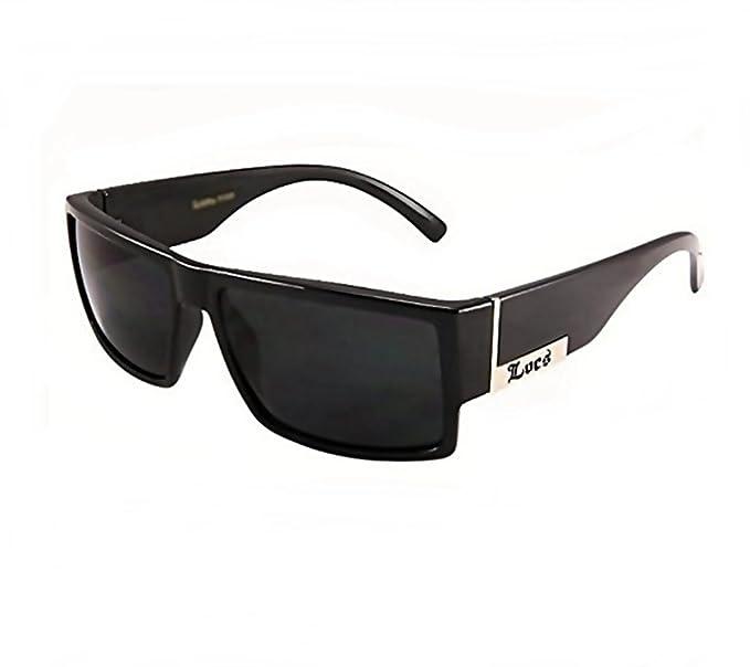 af53fd928ab0dd Image Unavailable. Image not available for. Color  Original Locs Hardcore  OG Sunglasses Super Dark Lenses