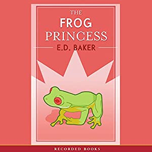 The Frog Princess Audiobook