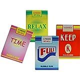 Smoky Bubble Gum Cigarettes 4 Pack