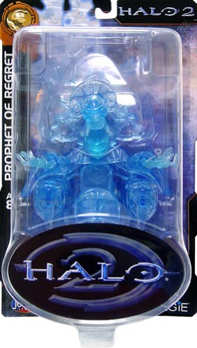 (Halo 2 Action Figures Exclusive Holographic Prophet of Regret by Joyride Studios)