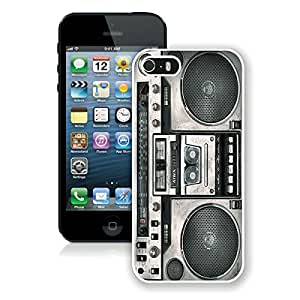 Personalised Iphone 5s Case Custom Iphone 5 White Cover Boombox 3