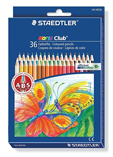 Staedtler Colored Pencils Colors 144ND36 product image