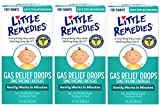 Baby : Little Remedies Gas Relief Drops | Natural Berry Flavor | 1 oz. | Pack of 3 | Gently Works in Minutes | Safe for Newborns