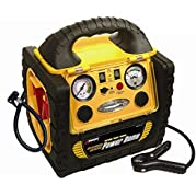 The 400 Watt Battery Powered Generator with Jump Starter and Air Compressor