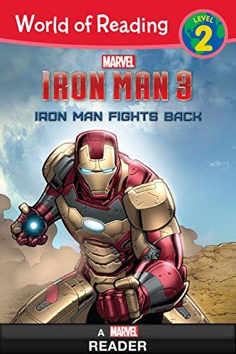 World of Reading Iron Man 3:  Iron Man Fights Back (World of Reading (eBook))