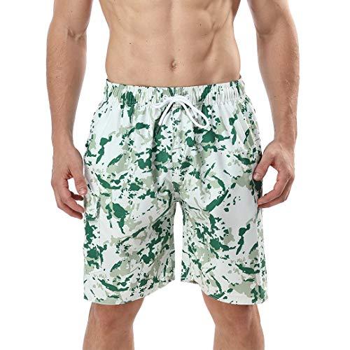 Milankerr Men's Swim Trunk (XL(42