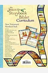 The Jesus Storybook Bible Curriculum Kit Handouts, New Testament Paperback