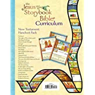 The Jesus Storybook Bible Curriculum Kit Handouts, New Testament