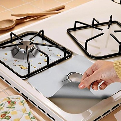 Review Stove Burner Covers 8