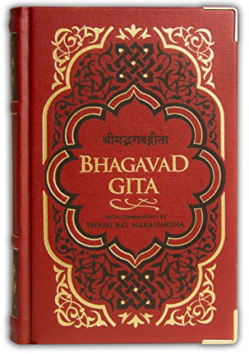 Amazon original bhagavad gita the ultimate millennial edition original bhagavad gita the ultimate millennial edition with clear and concise commentary by fandeluxe