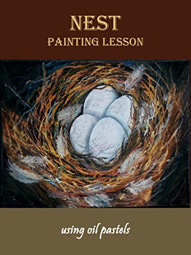 Nest Painting Lesson by