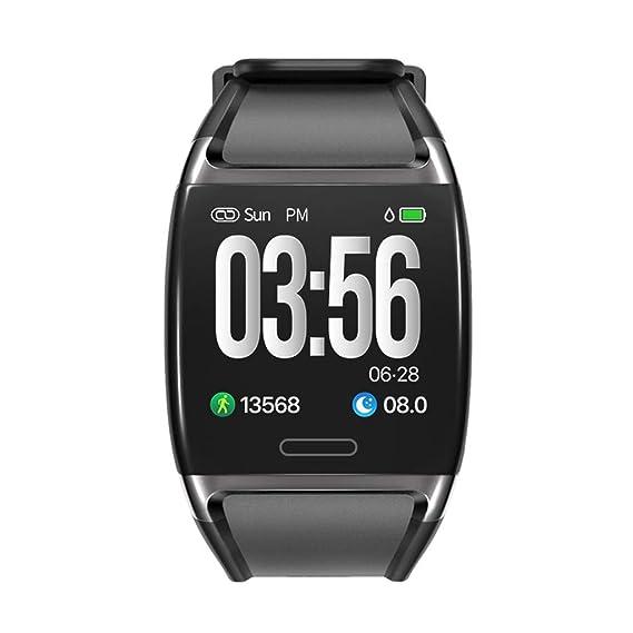 POJIETT Relojes Deportivos Mujer Hombre Sports Smart Watch Women Men Fitness Tracker ip67 Impermeable Heart Rate Monitor Watch Presión Arterial Pulsera ...
