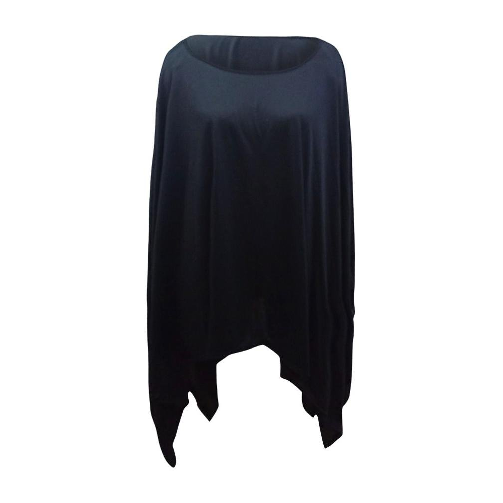 Teresamoon Womens Long Sleeve Casual Cold Shoulder Tunic Tops Loose Blouse Shirts