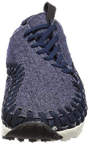 NIKE Men's Air Footscape Woven Chukka Ankle-High Fashion Sneaker Obsidian/Black-sail-black free shipping tumblr sale best wholesale for nice online discount best seller KTrnVDk8