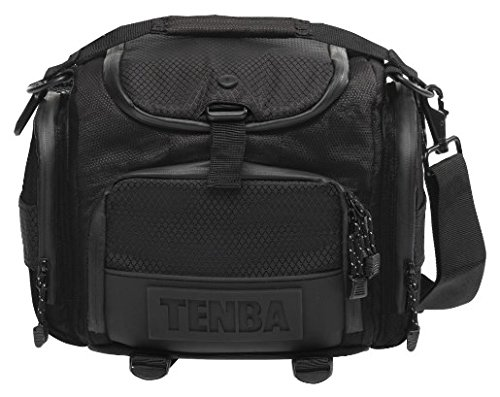 Tenba Shootout Small Shoulder Bag - Black