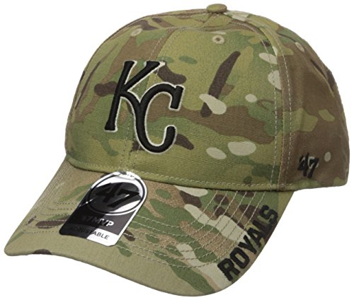 MLB Kansas City Royals Myers MVP Hat, One Size, - Myer City