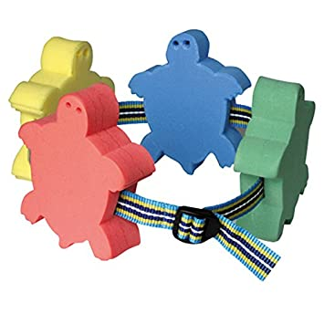 Burbujita Aquafoam - Cinturón infantil, diseño tortuga: Amazon.es: Deportes y aire libre