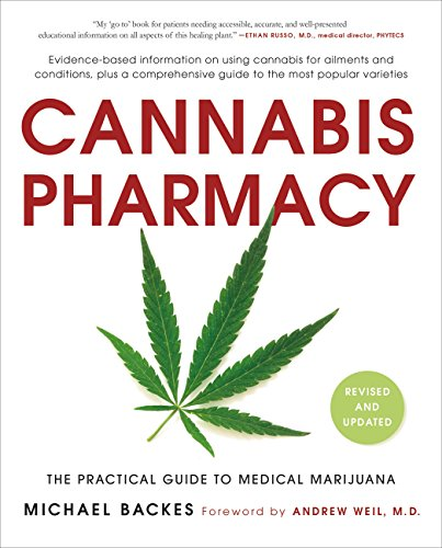 Cannabis Pharmacy: The Practical Guide to Medical Marijuana Pdf