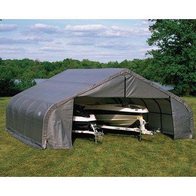 ShelterLogic Garage 28 x 20 x 16