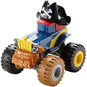 Fisher-Price Nickelodeon Blaze & the Monster Machines, Pegwheel Pete Vehicle