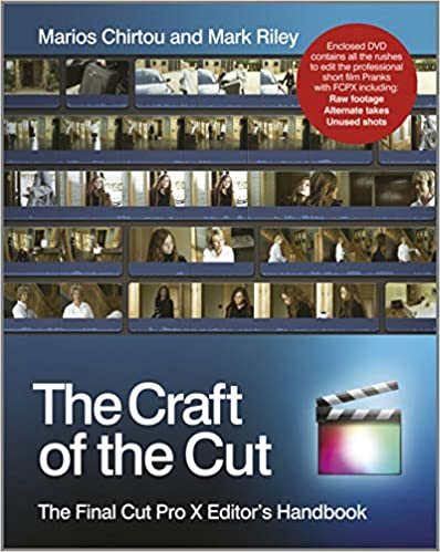 Amazon com: The Craft of the Cut: The Final Cut Pro X