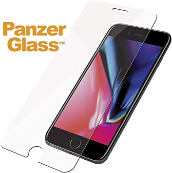 PanzerGlass 2004 Transparente iPhone 7 Plus: Amazon.es: Electrónica