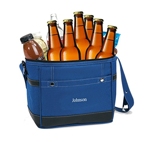 A Gift Personalized Personlized 12-Pack Cooler Tote