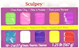 #4: Polyform Products Sculpey III Multipack