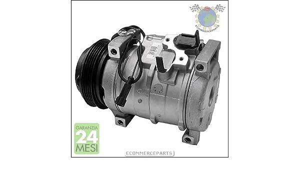 CE9 Compresor Aire Acondicionado SIDAT Iveco Daily IV Volquete/: Amazon.es: Coche y moto