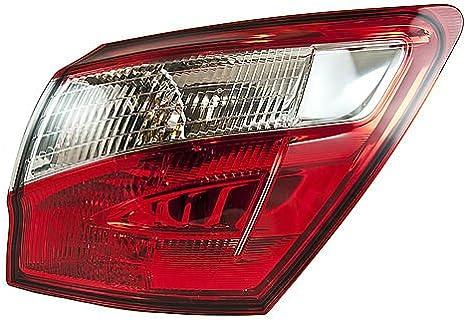 Nissan Qashqai Rearlamp-Fanale posteriore Fanale posteriore lato