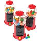 US Toy Company Mini Gumball Machines (2 Packs Of 12)
