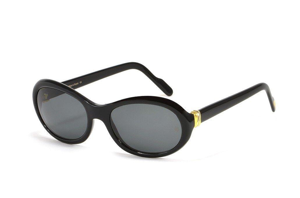 Cartier Gafas de sol Vintage Trinity t8200236 Negro Size ...