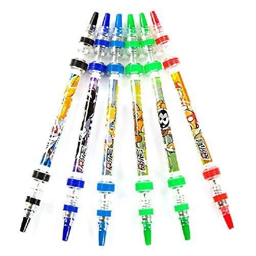 ZHIGAO SE-3100 V8 Non Slip 21.5cm Spinning Pen, Beginners Choice ...
