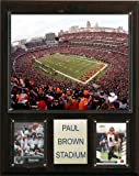 NFL Paul Brown Stadium Stadium Plaque