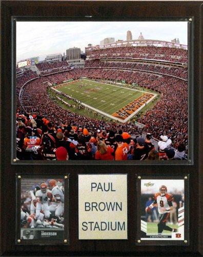 NFL Paul Brown Stadium Stadium Plaque