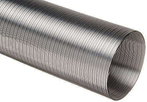 Semi rígido de aluminio conducto Flexible manguera de 150 mm de tubo de 1,5 m de largo 152 mm de diámetro: Amazon.es: Bricolaje y herramientas