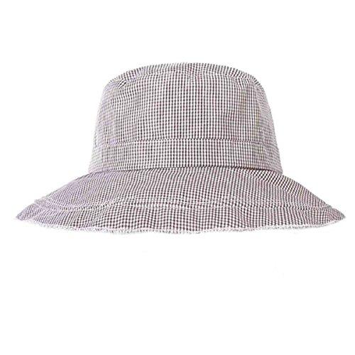 Casquillo Plegable Borde Sol Sombrero Las La De Playa Del Verano 3 Señoras xa0qAwYa
