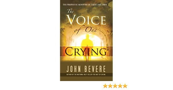 Voice of one crying kindle edition by john bevere religion voice of one crying kindle edition by john bevere religion spirituality kindle ebooks amazon fandeluxe Gallery