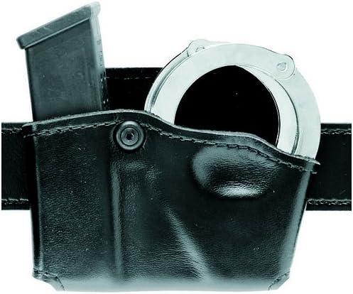 Safariland Open Top Magazine and Handcuff Pouch Finish 573-419-22