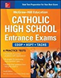 Everything You Need to Get the Score You Want on the COOP, HSPT, or TACHS      We've put all of our proven expertise into Catholic High School Entrance Exams to make sure you're fully prepared for any of these difficult exams. With this book,...