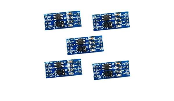 TLC5615C Serial 10-Bit SPI Digital To Analong DAC Converter Board Reset Modue