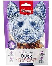 Wanpy Calcium Bone with Duck Jerky 100 g