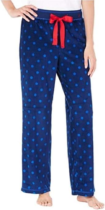 Nautica Womens Thermal Knit Sleep Pants