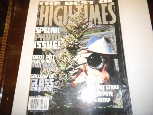 The Best of High Times Magazine -Gallery of Glass Smokeware 2002