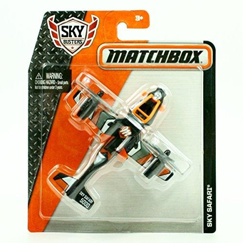 SKY SAFARI 5000 * MBX SKY BUSTERS * 2015 MATCHBOX Sky Busters Series Aircraft